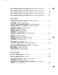 17 the tragedy of romeo and juliet worksheets acummins plot