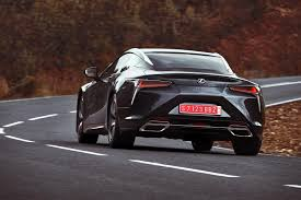 lexus sport car lexus lc500 2017 first drive with video cars co za