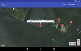 android er detect touch on googlemap onmapclick and