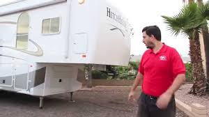 2006 nuwa hitchhiker champagne fifth wheel 38ft 37ckrd youtube