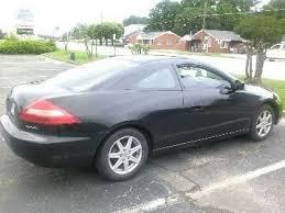 2 door black honda accord purchase used 2003 honda accord ex coupe 2 door 3 0l v6 black