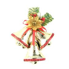 Glass Bell Christmas Ornaments - christmas bell ornaments with names clear glass bell christmas