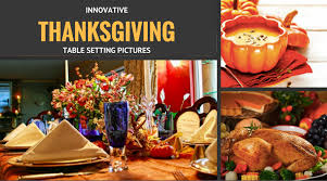 35 innovative thanksgiving table setting pictures