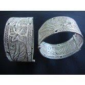 silver filigree odissi ornaments jewellery radha jewellers