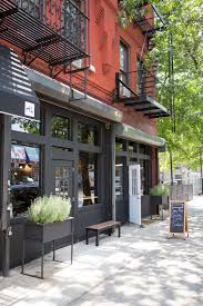 aussie style invades brooklyn at brunswick cafe black exterior