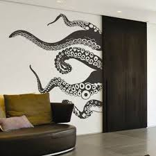 amazon com tentacles wall decal kraken octopus tentacles wall