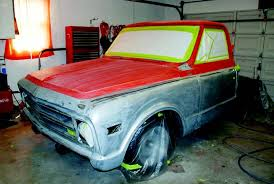 automotive painting how to determine the type of paint on your