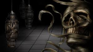 skeleton halloween background skeleton wallpaper and background 1600x900 id 100198