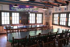 phantom ranch mary colter s oasis in the grand canyon in the phantom ranch canteen hikers and visitors share dining room tables and swap stories about their adventures strangers soon become friends along the