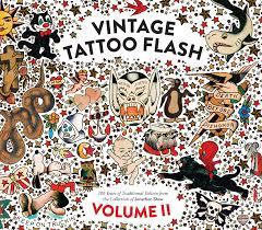 flash tattoo jobs vintage tattoo flash volume 2 powerhouse books