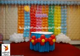 how to decorate birthday party at home simple birthday decoration ideas at home for boy appealing kids