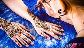 how to apply henna mehndi designs step by step tutorial
