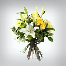 Same Day Delivery Flowers Lilies Lily Fresh Flowers Yellow Roses Thank You Flowers
