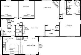 Triple Wide Floor Plans Manufactured And Modular Homes Discounted Display Centennial Homes