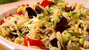 orzo with roasted vegetables food network