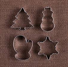 cookie cutters mini christmas cookie cutters christmas fondant cutters the