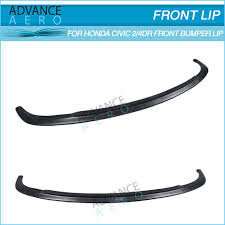 2005 honda civic front bumper for 2004 2005 honda civic front lip type a style pu front bumper