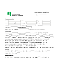 7 quote sheet template word pdf