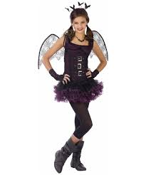 gothic halloween costumes for girls night wing bat costume tween teen costume vampire halloween