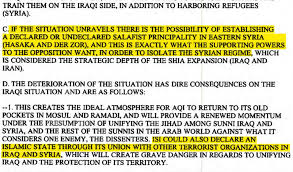 isis black friday target list newly declassified u s government documents the west supported