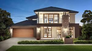 high end home plans impressive garage under modern home plans ideas duckdo elegant