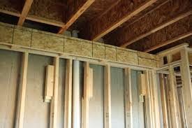 How To Finish A Basement Ceiling by Basement Framing And Soffit Planning