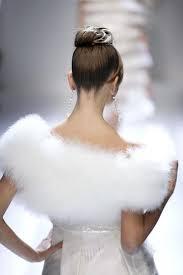 fur christmas winter wedding bolero cheap white faux fur bridal bolero for