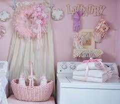 olivia u0027s romantic home shabby chic pink laundry room