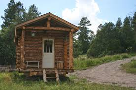 tiny home cabin tiny log cabin by jalopy cabins