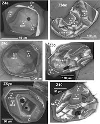 accessory mineral behaviour in granulite migmatites a case study