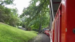 saint louis zoo riding the train youtube