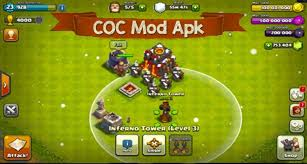 game mod coc apk terbaru clash of clans mod apk offline download for free 2017 2018