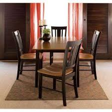 black dining table with leaf classic 4 person extendable kitchen dining tables kitchen