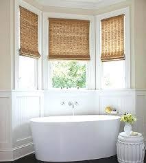 window treatment ideas for bathroom 49 inspirational bathroom window privacy ideas derekhansen me