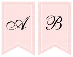free printable baby shower banner template home decorating