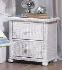 5 drawer 1 door wicker chest elana white wicker furniture