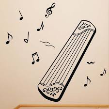 Music Note Home Decor Aliexpress Com Buy Free Shipping Diy Note Home Decor Music Wall