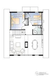 two bedroom two bathroom house plans house plan w3938 v2 detail from drummondhouseplans com