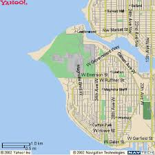 seattle map discovery park seattle community college physical geology 101