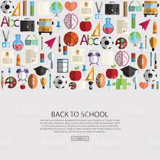 back to icon background illustration vector stock vector