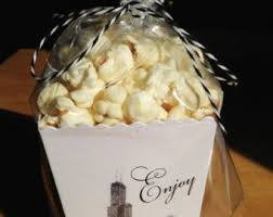 popcorn sayings for wedding popcorn favors etsy