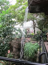 Botanical Garden Fort Wayne Fort Wayne Botanical Gardens The Waterfall In The Tropical Area