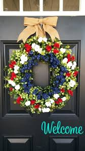 Housewarming Decoration Ideas by Front Doors Summer Wreaths For Front Door To Make Summer Wreaths