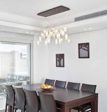 Modern Chandeliers For Dining Room Home Design - Modern chandelier for dining room