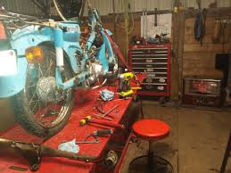 motorcycle repair and maintenance