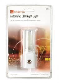 automatic led night light kingavon automatic led night light