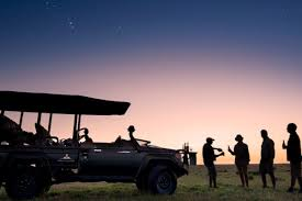 planning an safari of safari