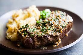 peppercorn steak steak au poivre simplyrecipes com