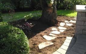 mulch ordering installation u0026 landscaping aurora illinois