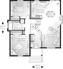 split level house plan savona cliff split level home plan 032d 0189 house plans and more